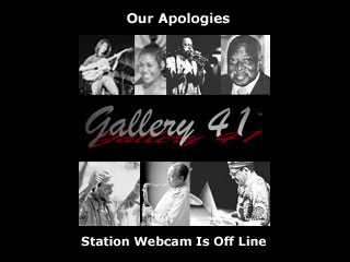 Jazz From Gallery 41 Station Cam
